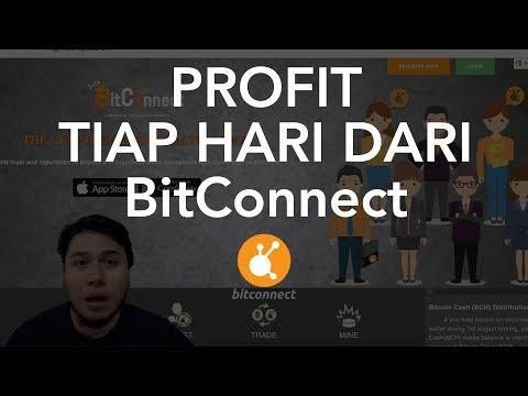 PROFIT TIAP HARI DARI BitConnect