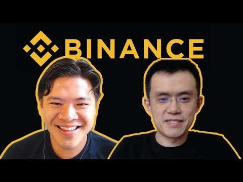 Binance – Interview with CEO Changpeng Zhao