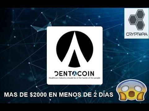 Como genere mas de $2000 en menos de DOS DIAS l DentaCoin