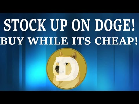 DOGE – Dogecoin RISING! Can It Go Higher? Buy or Sell?