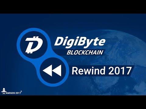 DigiByte Rewind 2017