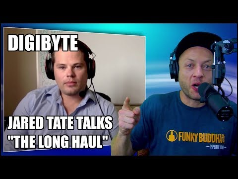 DigiByte – Lessons Learned on the crypto long haul with Jared Tate