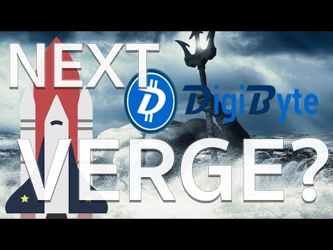 IS DIGIBYTE THE NEXT VERGE? MCAFEE TWEETS ABOUT DIGIBYTE! DGB PRICE PREDICTION (TECHNICAL ANALYSIS)