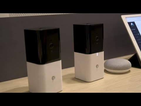 Abode Iota security system keeps an eye on your home