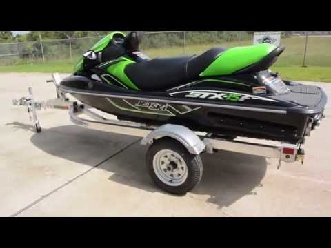 $9,699: 2015 Kawasaki STX 15F JetSki Overview and Review