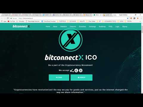 BITCONNECT X ICO SNEAK PEAK!!!