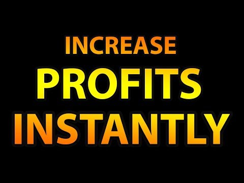 5 ways to INCREASE PROFITS in Forex and Cryptocurrency Trading!