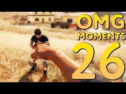 PUBG OMG Moments #26