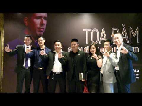Toạ đàm cơ hội đầu tư cùng LANDCOIN – BTCLAND Hồ Chí Minh 17:12:2016