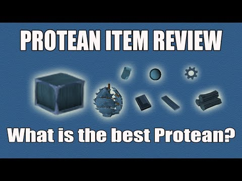 [Runescape 3] Protean Item Review | What is the best Protean to get? | Comparison to regular methods