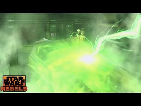 Star Wars Rebels: Saw Gerrera turns the Kyber Crystal into a Bomb