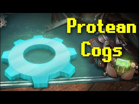 Treasure Hunter | Protean Cogs | 200 Keys! | 2 Lucky Items! | Get Protean Items Before DXP!