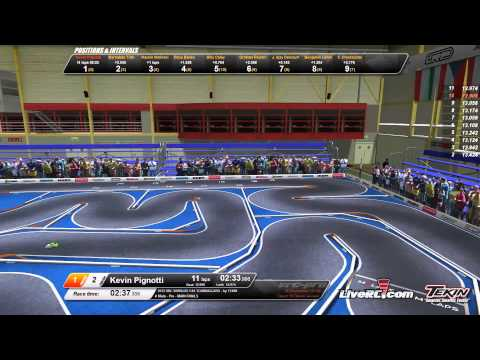 2013 VRC Pro 1:10 ISTC World Championship – A-Final