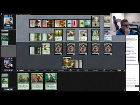 15 TIX Budget Elf Deck vs Everything