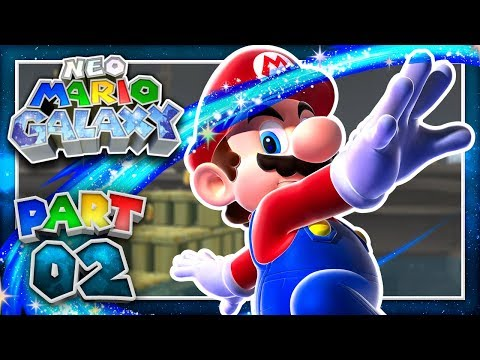Neo Mario Galaxy – Part 2: The Haunted Ship!
