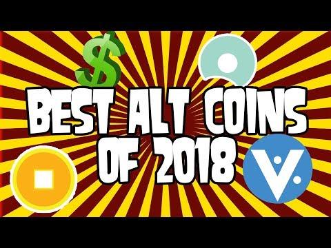 BEST ALT COINS OF 2018 ( FLASH , VERICOIN , SIMPLE TOKEN , XTRABYTES , RAIBLOCKS)
