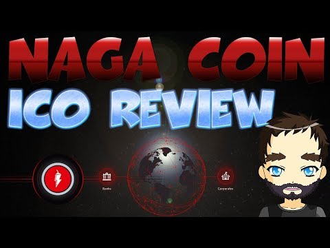 NAGA Coin ICO Review – Crypto for Gaming and Stocks!