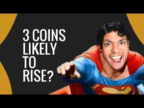 3 CRYPTOCURRENCIES DUE TO RISE SHORT-TERM!!