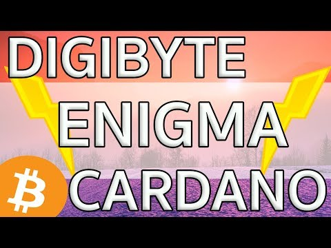 DIGIBYTE ENIGMA CARDANO WILL THEY BREAKOUT? DGB ENG ADA PRICE PREDICTION (TECHNICAL ANALYSIS)