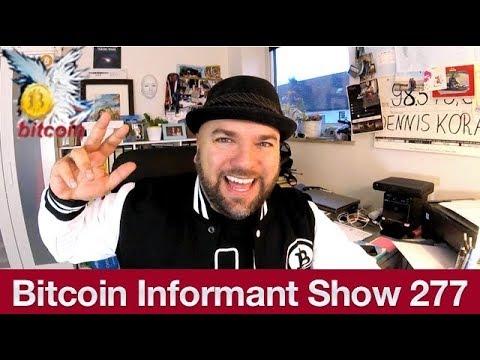 #277 Microsoft Bitcoin, Bitcoin Mining Profite, Russland Kryptowährungen & Bitmain Schweiz