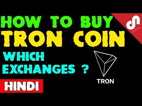 How to Buy Tron Coin (TRX) in India – Step By Step Tutorial [Hindi]
