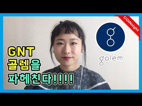 Golem(GNT) 골램을 파헤친다!!!!!!!