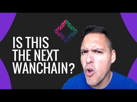 COULD THIS CRYPTOCURRENCY BE THE NEXT WANCHAIN??! ?