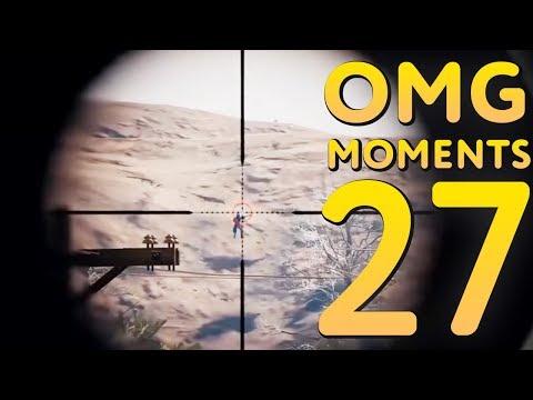 PUBG OMG Moments #27