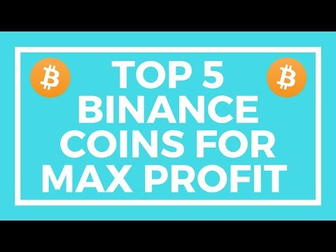 Top 5 BINANCE Crypto Coins for MAX Profit – Pre-Breakout Premium Blasters – 500%+ Potential