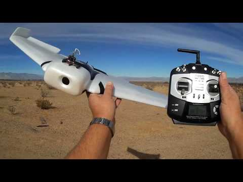 ZOHD Orbit FPV Camera RC Airplane Flight Test Review
