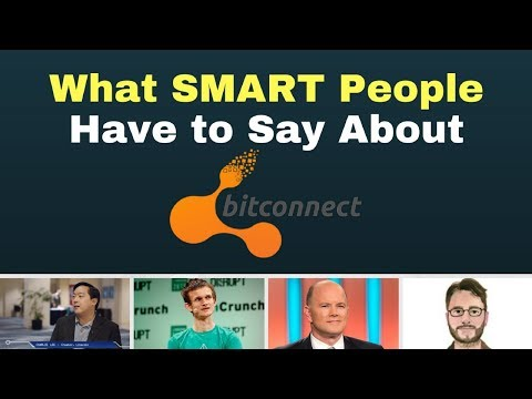 Bitconnect – What SMART People Are Saying (4 Top Crypto Experts)