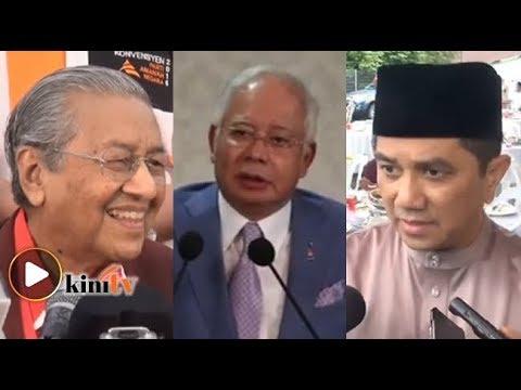 Dr M atau Najib jadi PM?, Tak releven PRN awal Selangor – Sekilas Fakta, Jumaat 12 Jan 2018