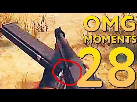 PUBG OMG Moments #28