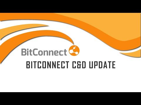 Bitconnect C&D Update