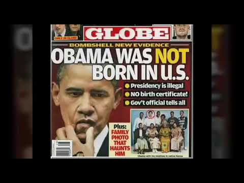 """OMG!OBAMA DECIEVED AMERICANS""""IS HE REALLY BARACK OBAMA OR BARRY SOETORO ? WATCH THIS"""