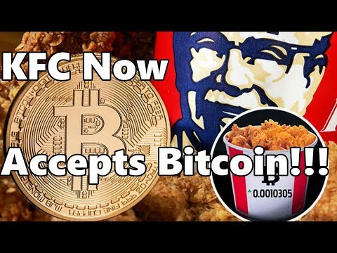 Bitcoin Is NOW Considered MONEY By KFC, Crypto News, Binance