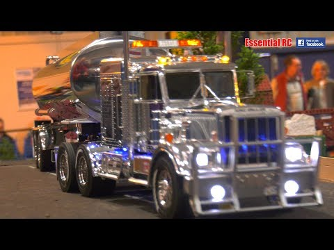 AWESOME RC ARTICULATED LORRIES AND TRUCKS [*UltraHD and 4K*]