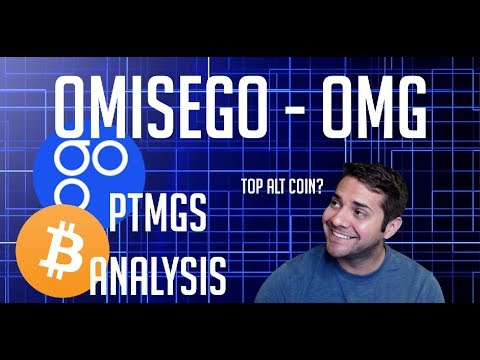 OmiseGO (OMG) – PTMGS Analysis – The Top Alt Coin?
