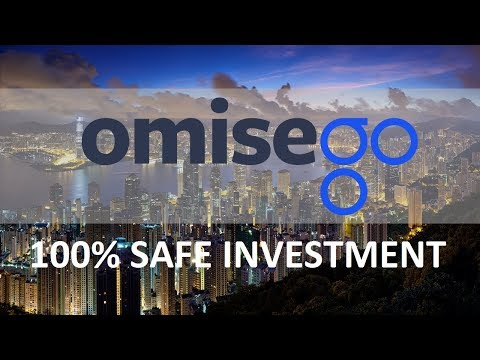 OMISEGO COIN TO ROCKET IN 2018 – BEST LONG TERM CRYPTO CURRENCY INVESTMENT – BUY OMISEGO