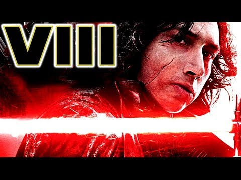 WHY Kylo Ren's Lightsaber Crystal is Cracked (Darth Vader) – Star Wars The Last Jedi Theory