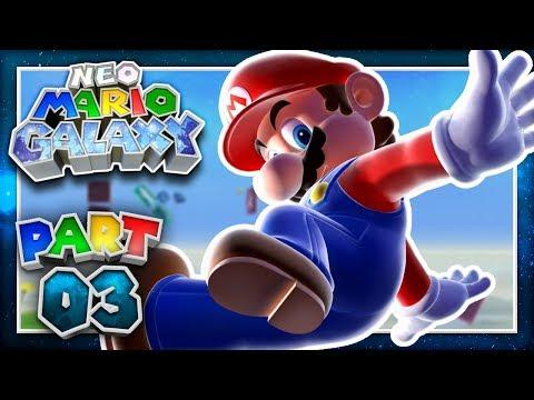Neo Mario Galaxy – Part 3: The Coin Dance!