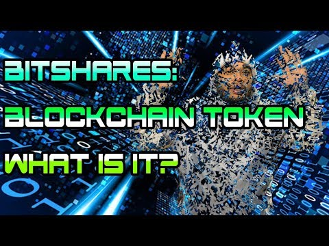 Bitshares – Blockchain Token: What is it? Ep. 034