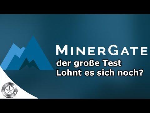 Minergate Bitcoin Cloud Mining Test Januar 2018 Deutsch
