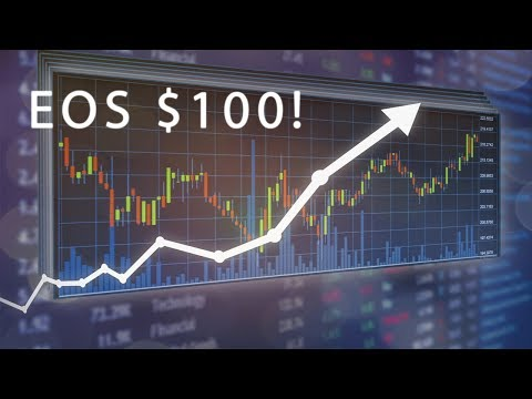 EOS $100+ – 2018's CRAZY PRICE INCREASE!!