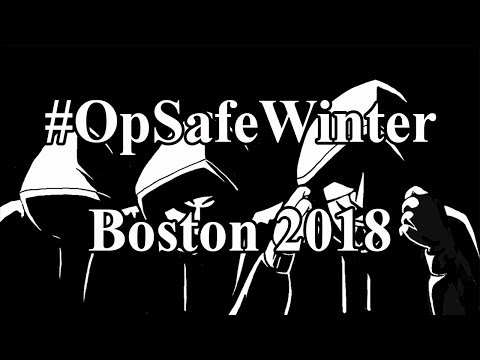 #OpSafeWinter: Boston 2018 – 48 Survival Back Packs for Homeless People via Steemit Fundraiser