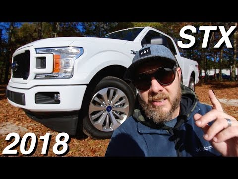 NEW 2018 FORD F150 STX Super Cab 4×4 Review | Retail Price $37,490 Ravenel Ford $98 Over Invoice