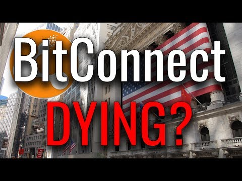 Is BitConnect Dying? DDOS Leaves Bitconnect Down For 24 Hours…