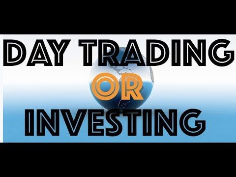 Are You Day Trading or Investing in Cryptocurrency?