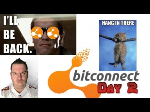 Bitconnect is still down for a 2nd day. It'll be back soon! Bitconnect Update