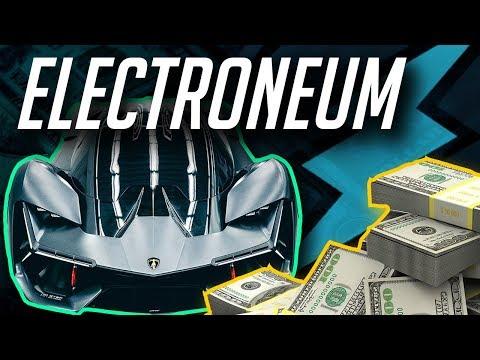 ELECTRONEUM MOONSHOT 2018! NEW EXCHANGE ANNOUNCED: NEXT.EXCHANGE – ETN CRYPTOCURRENCY